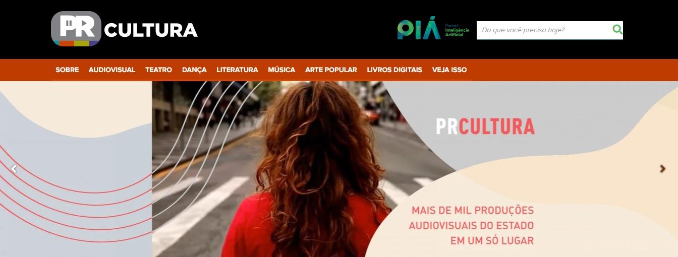 Plataforma disponibiliza projetos culturais e estado lança Bolsa Qualificação